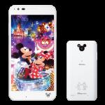 Disney Mobile on docomo DM-02H_w